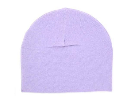 Lavender Cotton Hat